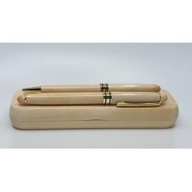 Fa dobozos toll szett