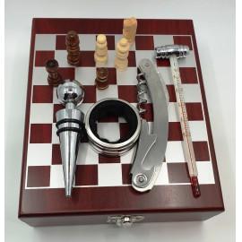 Boros szett + sakk készlet