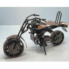 Fém motor 128