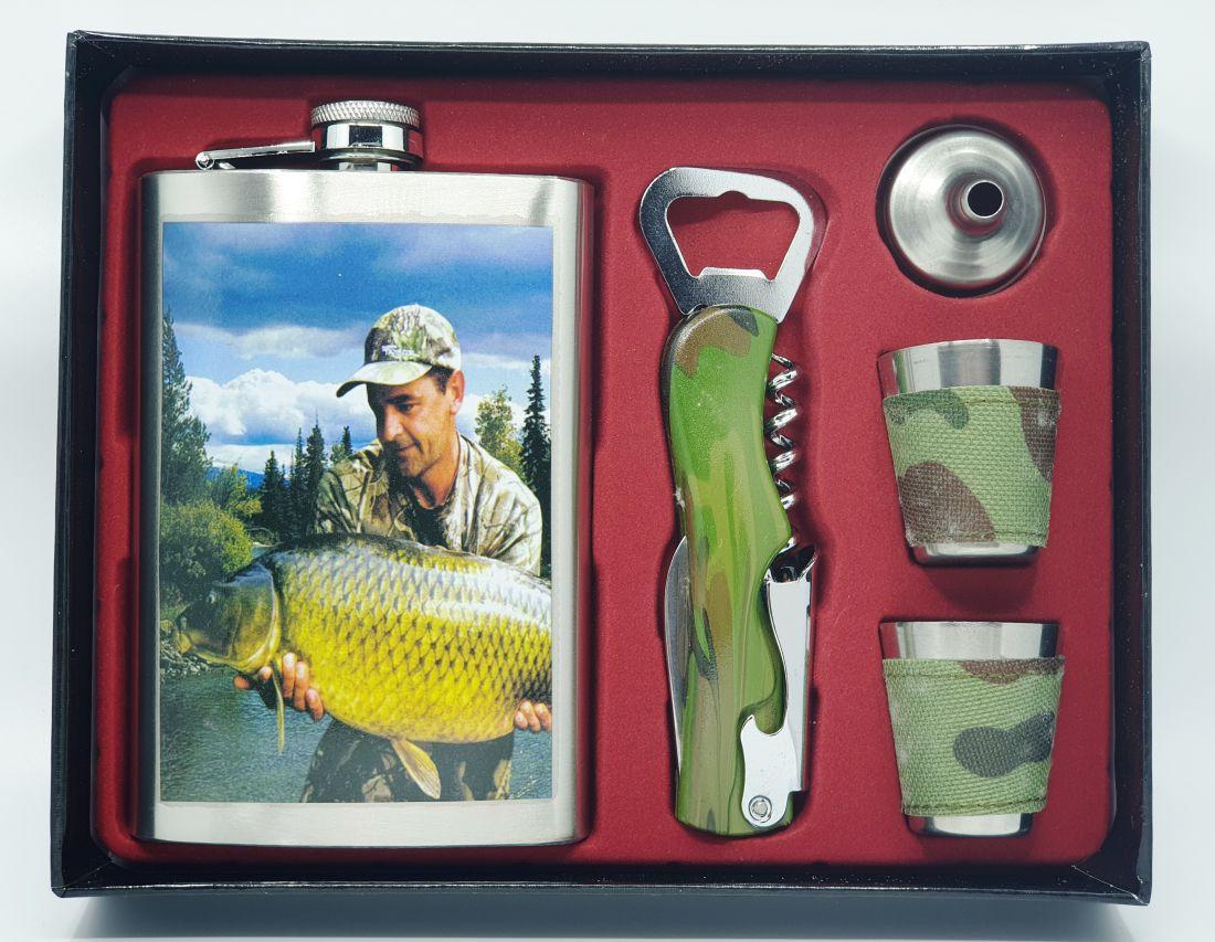 Flaska szett - Horgász