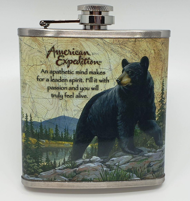 Flaska - Medve
