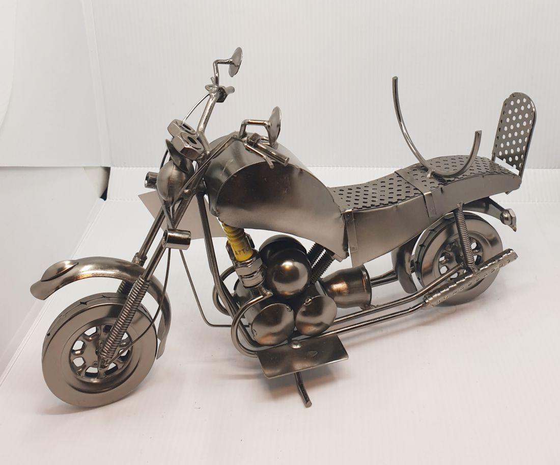 Fém bortartó - Motorkerékpár