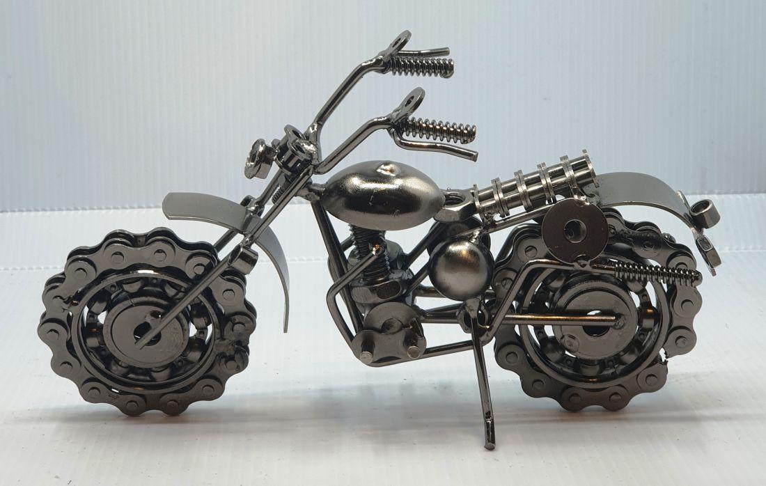 Fém motor 125