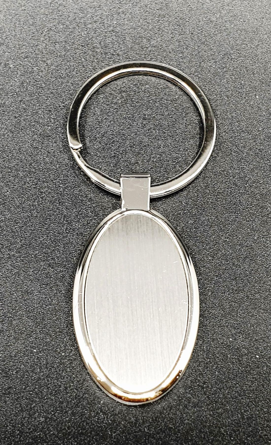 Kulcstartó - ovális 399
